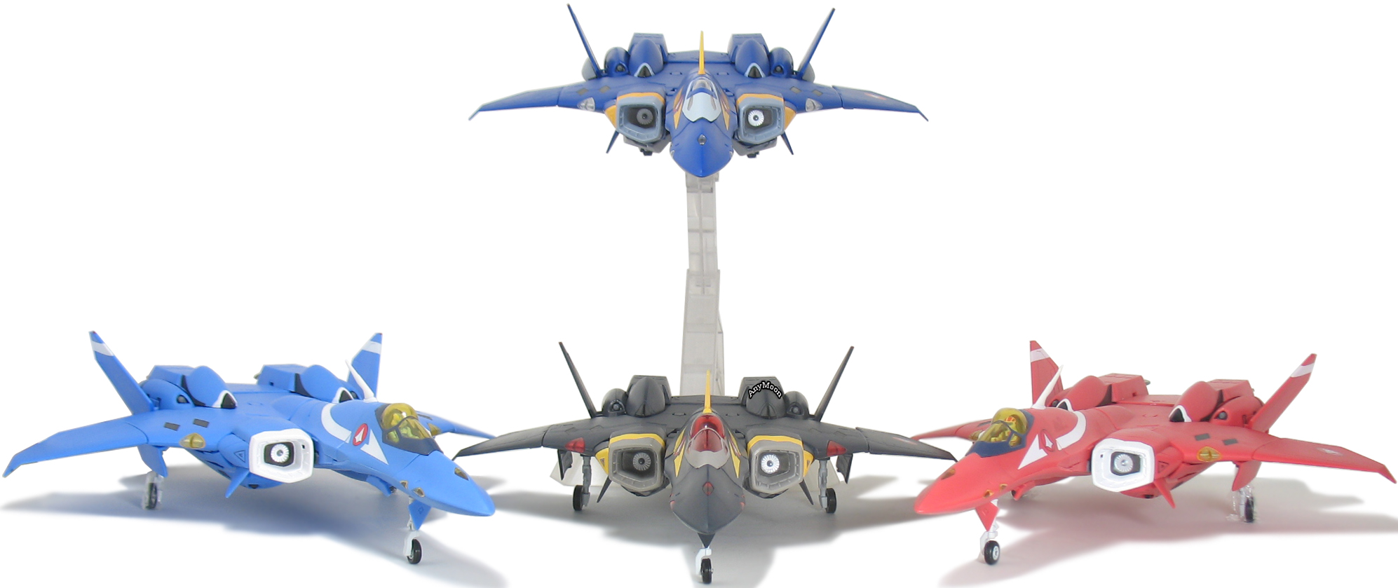 Macross Plus Toys 43