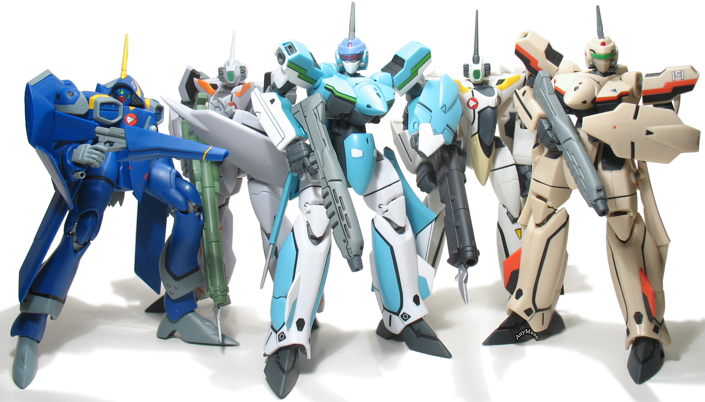 Macross Plus Toys 16