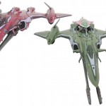Bandai DX VF-27 Grace 4