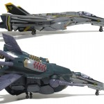 Bandai DX Armored VF-25 5